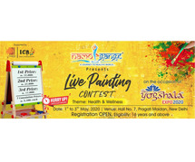 Participate and show your painting skills at the painting event 2020.